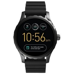 FOSSIL Gen 2 Smartwatch Q Marshal (silicone)