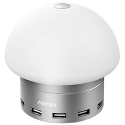 Seenda 6-Port USB Desktop Charger (ICH-12SC30)