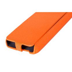 Чехол-флип для Samsung Galaxy Grand Prime G530, G531 (iBox Premium YT000007694) (оранжевый)