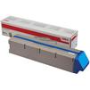 Тонер-картридж для Oki C911, C931 (45536415) (голубой) - Картридж для принтера, МФУКартриджи для принтеров и МФУ<br>Совместим с моделями: Oki C911, C931.<br>