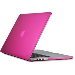 Чехол для ноутбука Apple MacBook Pro 15 with Retina (Speck SeeThru Case SPK-A2731) (розовый)