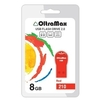 OltraMax 210 8GB (красный) - USB Flash driveUSB Flash drive<br>8Гб, USB 2.0, 15Мб/с.<br>