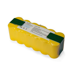 Аккумулятор для пылесоса iRobot Roomba 500, 600, 700, 800, 900 Series (14.4V, 3000mAh) (TOP-IRBT500-30)