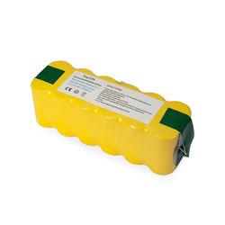 Аккумулятор для пылесоса IRobot Roomba 500, 510, 530, 560, 600, 760, 770, 780, 790, 880 (TOP-IRBT500-33)