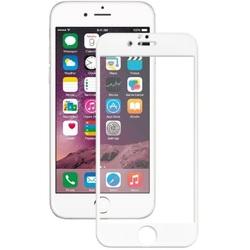 Защитное стекло для Apple iPhone 6, 6s (Ozaki O!coat G-Glaz GapFree OC565WH) (белый)