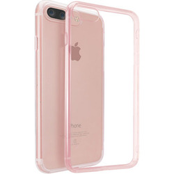 Чехол для Apple iPhone 7 Plus (Ozaki O!coat Crystal+ OC747PK) (розовый)