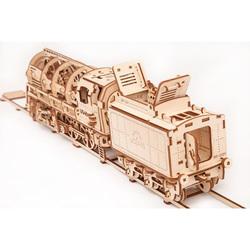 3D-пазл Поезд (UGears 70012)