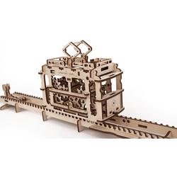 3D-пазл Трамвай (UGears 70008)