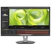 Philips 328P6VJEB (00/01) (черный) - МониторМониторы<br>TFT *VA, 31.5, 3840x2160, DVI, HDMI, DisplayPort, VGA.<br>