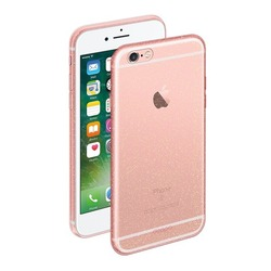 Чехол-накладка для Apple iPhone 6, 6S (Deppa 85296) (розовый)