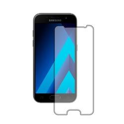 Защитное стекло для Samsung Galaxy A3 2017 (Deppa 62287) (прозрачное)
