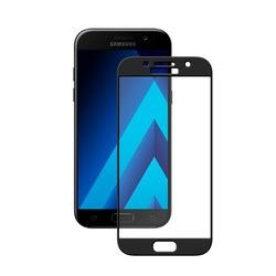 Защитное стекло для Samsung Galaxy A5 2017 (Deppa 62291) (3D, черное)