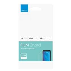 Защитная пленка для Samsung Galaxy S8 (Deppa 61447) (на заднюю панель, прозрачная)