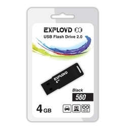 EXPLOYD 560 4GB (черный)