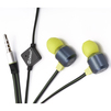 Zetton Life Style Triangle ZTLSHSTRIBY (черный, желтый) - НаушникиНаушники<br>Внутриканальные наушники с микрофоном, частотный диапазон 20 - 20000 Гц, импеданс 32 Ом, чувствительность 112 дБ.<br>
