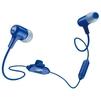 JBL E25ВТ (синий) - НаушникиНаушники<br>Bluetooth-наушники с микрофоном, вставные (затычки), поддержка iPhone, 16 Ом, вес 16.50 г, время работы 8 ч, поддержка Bluetooth 4.1<br>