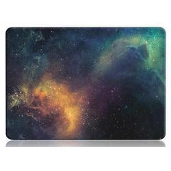 Чехол-накладка для Apple MacBook Air 13 (i-Blason 784732) (звездное небо, черный)
