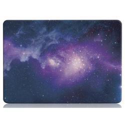 Чехол-накладка для Apple MacBook Air 13 (i-Blason 784734) (звездное небо, синий)