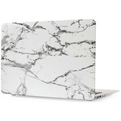 Чехол-накладка для Apple MacBook Pro 13 A1706, A1708 (i-Blason 876860) (белый мрамор)