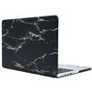 Чехол-накладка для Apple MacBook Pro 13 A1706, A1708 (i-Blason 876862) (черный мрамор)  - Чехол для ноутбукаЧехлы для ноутбуков<br>Пластиковый чехол надежно защищает все внешние поверхности и углы ноутбука, оставляя открытым доступ ко всем портам, клавиатуре, экрану и камере.<br>