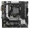 ASRock A320M Pro4 RTL - Материнская платаМатеринские платы<br>Материнская плата форм-фактора microATX, сокет AM4, чипсет AMD A320, 4 слота DDR4 DIMM, 2133-3200 МГц, разъемы SATA: 6 Гбит/с - 4.<br>
