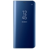 Чехол-книжка для Samsung Galaxy S8 Plus (Clear View Standing Cover EF-ZG955CLEGRU) (голубой) - Чехол для телефонаЧехлы для мобильных телефонов<br>Чехол плотно облегает корпус и гарантирует надежную защиту от царапин и потертостей.<br>