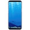 Чехол-накладка для Samsung Galaxy S8 Plus (Clear Cover EF-QG955CLEGRU) (голубой) - Чехол для телефонаЧехлы для мобильных телефонов<br>Чехол плотно облегает корпус и гарантирует надежную защиту от царапин и потертостей.<br>