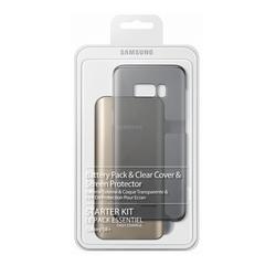 Комплект аксессуаров для Samsung Galaxy S8 Plus (Samsung Starter Kit S8 Plus EB-WG95EBBRGRU) (с внешним аккумулятором)