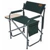 Кресло Camping World Mister (зеленый) - Походная мебельПоходная мебель<br>Кресло Camping World Mister с боковым откидным столиком, нагрузка 130 кг, вес 3.75 кг.<br>