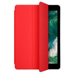 "Чехол-подставка для Apple iPad 9.7"" (Apple iPad Smart Cover MQ4N2ZM/A) (красный)"