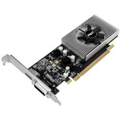 Palit GeForce GT 1030 1227Mhz 2048Mb 6000Mhz 64 bit DVI HDMI OEM