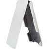 Чехол-флип для BQ S-5050 Strike Selfie (iBox Premium YT000011513) (серебристый) - Чехол для телефонаЧехлы для мобильных телефонов<br>Чехол плотно облегает корпус и гарантирует надежную защиту от царапин и потертостей.<br>