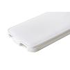 Чехол-флип для BQ S-5070 Magic (iBox Premium YT000011517) (белый) - Чехол для телефонаЧехлы для мобильных телефонов<br>Чехол плотно облегает корпус и гарантирует надежную защиту от царапин и потертостей.<br>