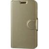 Чехол-книжка для Sony Xperia L1 (Red Line Book Type YT000011057) (золотистый) - Чехол для телефонаЧехлы для мобильных телефонов<br>Чехол плотно облегает корпус и гарантирует надежную защиту от царапин и потертостей.<br>