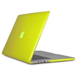 Чехол-накладка для Apple Macbook Pro 15 Retina (i-Blason 207859) (желтый)