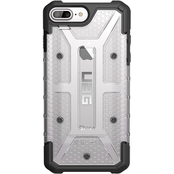 Чехол для Apple iPhone 7 Plus (Urban Armor Plasma) (серый)