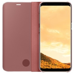 Чехол для Samsung Galaxy S8 G950 (Samsung EF-ZG950CPEGRU) (розовый)