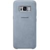 Чехол для Samsung Galaxy S8 Plus (Samsung EF-XG955AMEGRU) (серый) - Чехол для телефонаЧехлы для мобильных телефонов<br>Чехол служит для защиты Вашего устройства от внешних воздействий и продления срока его эксплуатации. Практически не увеличивает размеры устройства.<br>