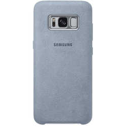 Чехол для Samsung Galaxy S8 Plus (Samsung EF-XG955AMEGRU) (серый)
