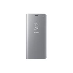 Чехол для Samsung Galaxy S8 Plus (Samsung EF-ZG955CSEGRU) (серебристый)