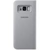 Чехол для Samsung Galaxy S8 Plus (Samsung EF-NG955PSEGRU) (серый) - Чехол для телефонаЧехлы для мобильных телефонов<br>Изготовлен из высококачественных материалов и обеспечивает надежную защиту смартфона.<br>