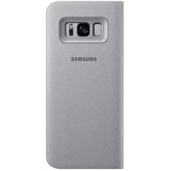 Чехол для Samsung Galaxy S8 Plus (Samsung EF-NG955PSEGRU) (серый)