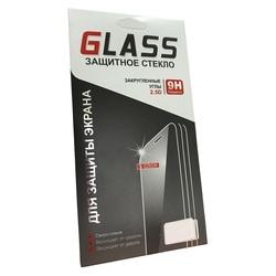Защитное стекло для Samsung Galaxy A7 2017 (Silk Screen 2.5D Positive 4085) (черный)