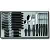 Набор столовых приборов Victorinox Swiss Classic (6.7833.24) (24 предмета) - Лопатка, венчик, ложка, половник, щипцыЛопатки, венчики, ложки, половники и другие<br>Victorinox Swiss Classic 6.7833.24 - набор столовых приборов из 24 предметов на 6 персон. В набор входят: 6 ножей, 6 вилок, 6 столовых и 6 чайных ложек.<br>