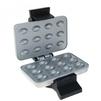 Вафельница Сластена ЭВ-1 (орешек) (дробеструйная) - СэндвичницаСэндвичницы и приборы для выпечки<br>Мощность - 1000 Вт, дробеструйная обработка.<br>