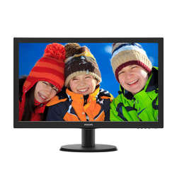 philips 243v5lsb5(00/01) (черный)