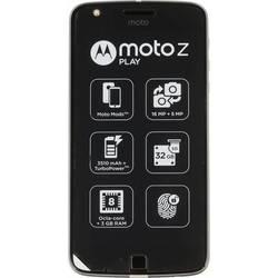 Motorola Moto Z Play (черно-серебристый) :::