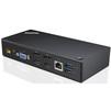Стыковочная станция Lenovo Ultra Dock-90W ThinkPad X1 Carbon, X1 Yoga, T470, P51s, T570 (40A90090EU) - Док-станция, порт-репликатор для ноутбука