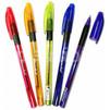 Silwerhof SLIDE BRIGHT (026153-02) - Шариковая ручкаШариковые ручки<br>Ручка шариковая Silwerhof SLIDE BRIGHT (026153-02) 1.0мм, резиновая манжета.<br>