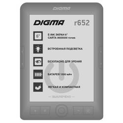 Электронная книга Digma R652 6